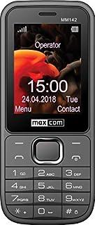 "Maxcom Cellulare 2.4"" Bluetooth e Dual Sim, Grigio, 142 mm (B07MPC6BS5)   Amazon price tracker / tracking, Amazon price history charts, Amazon price watches, Amazon price drop alerts"