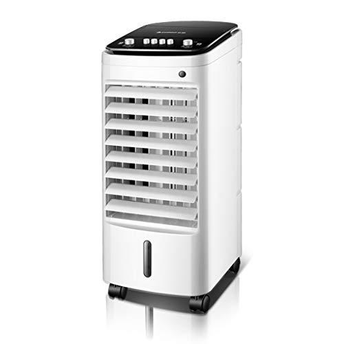 CDSL Aire Acondicionado portátil Refrigerador de Aire portátil for el hogar - Purificador de Aire con polea movible, humidificador
