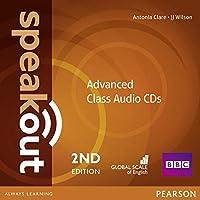 Speakout (2E) Advanced Class Audio CD