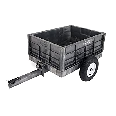 Rubbermaid Structural Foam Tractor Cart