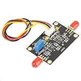 Changor Amplificatore a banda larga manuale, più alto valore Uscita SMA@50ohm Variabile Guadagno Amplificatore Scheda Plastica e Componenti Elettronici Fatto