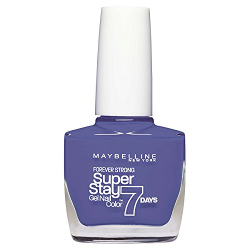 Maybelline New York Superstay 7 Days Smalto Effetto Gel, 635 Surreal
