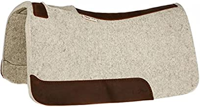 NRS 5 Star Equine Natural 7/8 in x 30 in x 28 in Barrel Racer Pad