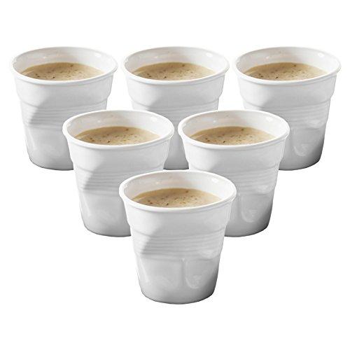 crumpled espresso cups - 1