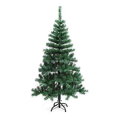 Topashe Material PVC Árbol de Navidad Artificial Acebo Natural,Árbol de decoración de...