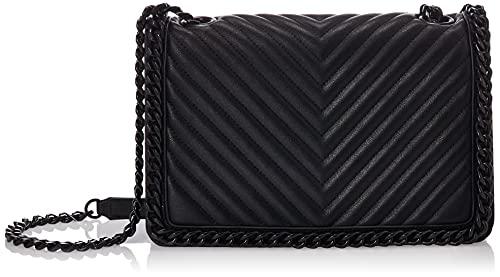 ALDO Women's Greenwald Crossbody Bag, Black