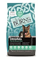 Natural and complete diet Developed by Veterinary Surgeon, John Burns Hypoallergenic Highly digestible Suitable for sensitive dogs All-round health and vitality