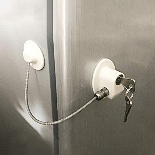 Kindersicherheitstürstopper für Fenster, Kühlschrank, Baby, verhindert das Herunterfallen mit Schlüsseln