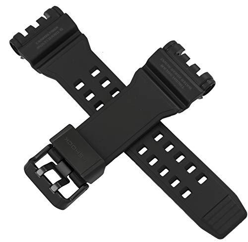 Cinturino originale Casio per orologio GPW-1000T GPW 1000T 1000 T nero 10509508