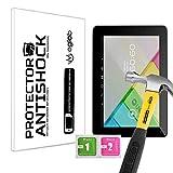Protector de Pantalla Anti-Shock Anti-Golpe Anti-arañazos Compatible con Tablet Airis WinPAD 90W (TAB90W)