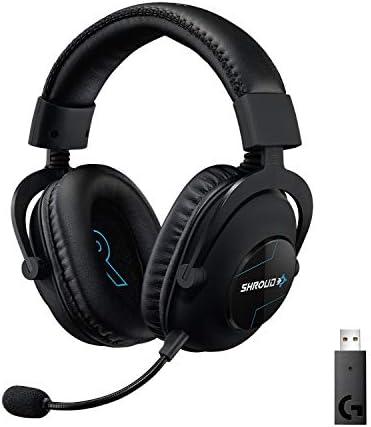 Logitech G PRO X Wireless Lightspeed Gaming Headset Shroud Edition product image