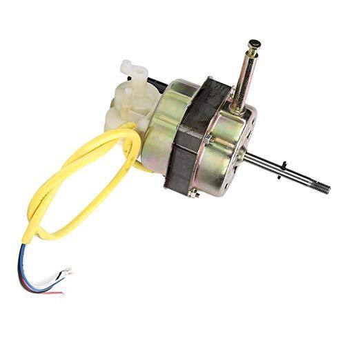 Lüftermotor, 55 W 220 V 22 mm Dicke, verlängerte Welle Kupferdraht Elektrischer Bodentisch Zubehör für Lüftermotoren