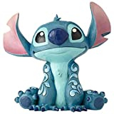 Disney Gran Problema - La Declaración de Stitch - Figurina, Resina, Multicolor, 36x23x36 cm