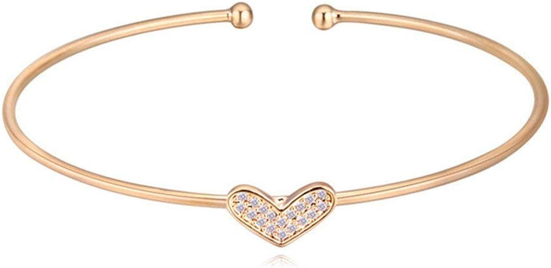 Zicue Stylish Charming Bracelet Exquisite Ornaments Bracelets, stylish opening hand ring women jewelry