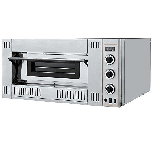 Macfrin 5109G Horno a Gas para 9 Pizzas