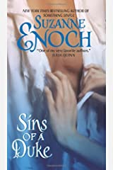 Sins of a Duke (The Griffin Family Book 4) Kindle Edition