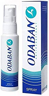Odaban Antyperspirant Dezodorant w Sprayu Leczenie Nadmiernego Pocenia Się - 2 x 30 ml