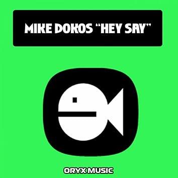 Hey Say