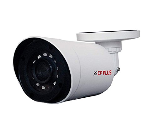 CP Plus CP-USC-TA24L2 2.4MP (1080P) IR Cosmic Fiber Body Night Vision Bullet Camera