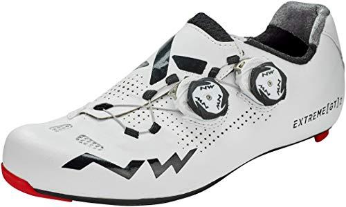 Northwave Extreme GT 2 Rennrad Fahrrad Schuhe weiß 2020: Größe: 47