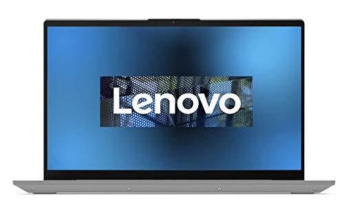 Lenovo IdeaPad 5 Laptop 39,6 cm (15,6 Zoll, 1920x1080, Full HD, WideView, entspiegelt) Slim Notebook (AMD Ryzen 3 4300U, 8GB RAM, 512GB SSD, AMD Radeon Grafik, Windows 10 Pro) silber + Premium Care