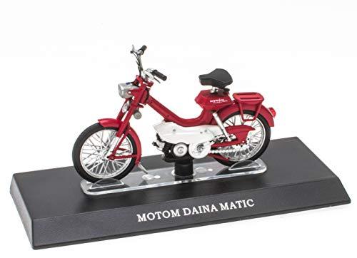 OPO 10 - MOTOM Daina Matic Colección Mobylette 1/18 (M08)