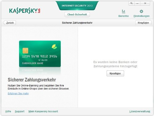 Kaspersky Internet Security 2013 5 Lizenzen [import allemand]