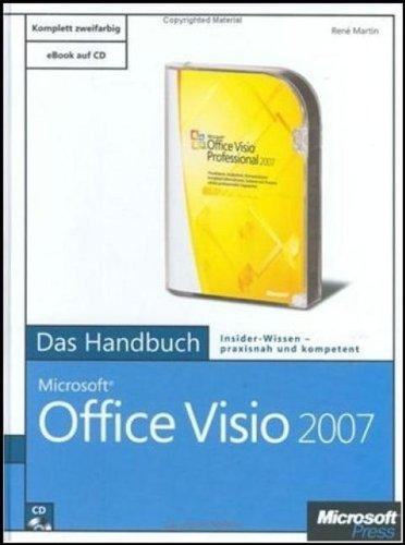 Microsoft Office Visio 2007 - Das Handbuch, m. CD-ROM