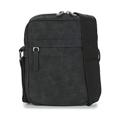 Rip Curl No Idea Pouch Lezard Bolso Pequeño/Cartera De Mano Hombres Negro - única - Bolso Pequeño/Cartera Bag
