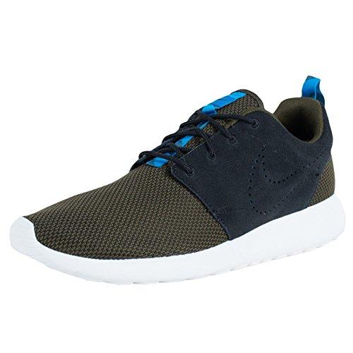 Nike Roshe Run Mens Running Shoes 511881-303 Dark Loden 11.5 M Us
