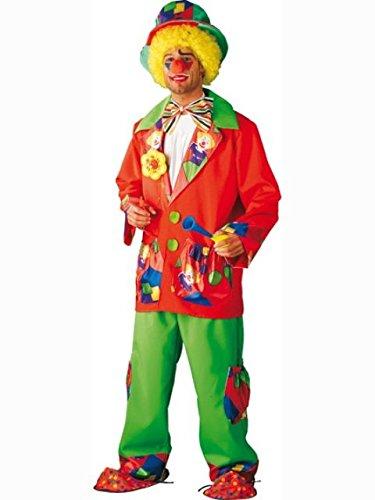 PROFISA Déguisement Adulte Clown Télécommande de présentation