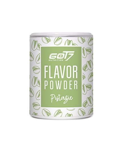 Got7 Nutrition Got7 Flavorpulver - Flavorsystem Aroma per Quark Proteinshake Yogurt (Pistacchio, 150g) - 150 g