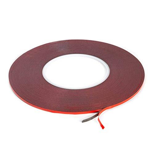 3M 5363 Acrylic Foam Klebeband 3mm x 33m doppelseitig Dicke 0,4mm grau