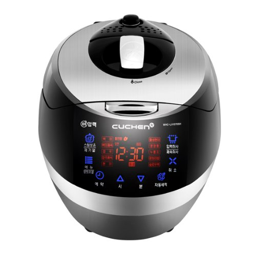 Cuchen Black Diamond IH Pressure Cooker & Warmer 10cup