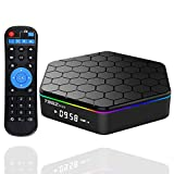 EVANPO Android 7.1 TV Box Amlogic S912 Qcta-core Dual Band WiFi...