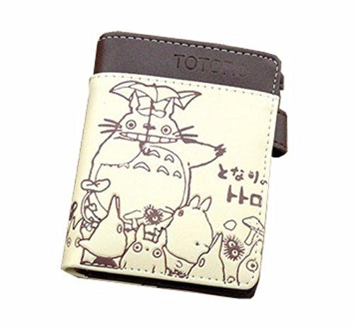 animanga rare Brieftasche GELDBÖRSE PORTEMONNAIE KREDITKARTENETUI Katze Kitties Totoro new