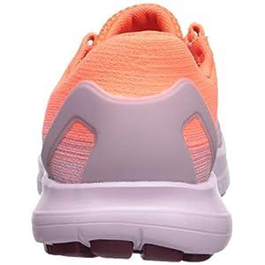 Under Armour Women's Remix 2.0 Sneaker, Peach Plasma (600)/Pink Fog, 9.5