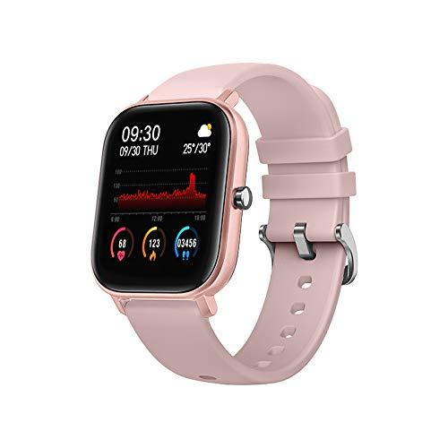 Fesjoy P8 Smart Watch Armband Wasserdichtes Touchscreen-Silikonarmband Herzfrequenz-Fitnessuhr Smartwatch mit Mehreren Sportmodi