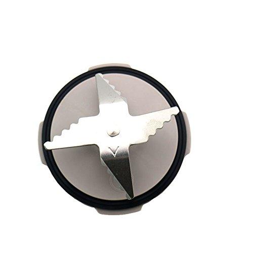 Batidora de repuesto cuchilla cuchillo unidad incluye anillo de sellado para Philips HR7627HR7628HR7629HR7761HR7762para exprimidor licuadora partes