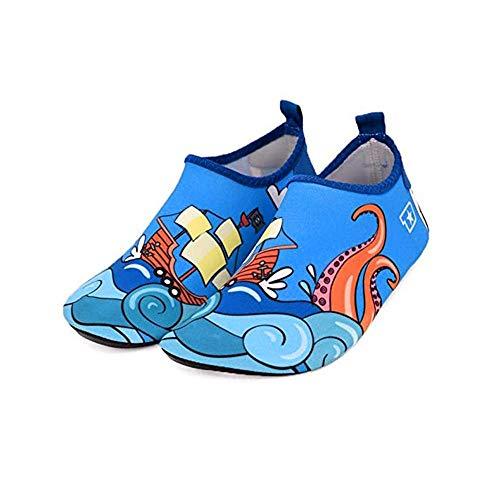 Bwiv Zapatos de Agua