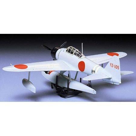 タミヤ 1/48 傑作機シリーズ No.17 日本海軍 二式水上戦闘機 A6M2-N プラモデル 61017