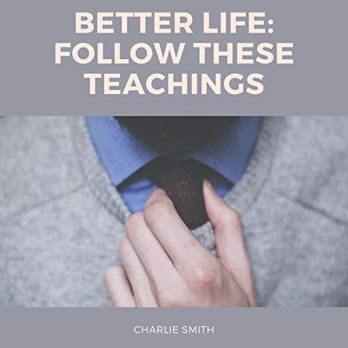 Better Life audiobook cover art