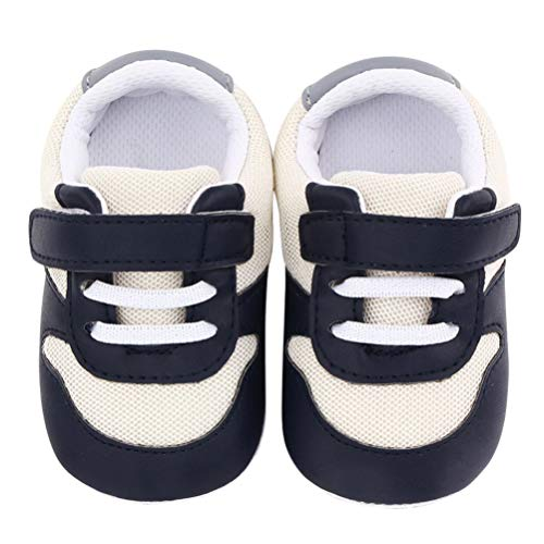 Happyyami Bebé Prewalker Bebé Recién Nacido Cálido Invierno Botas de Nieve Niño Suave Suela Zapatos de Cuna de Lactancia
