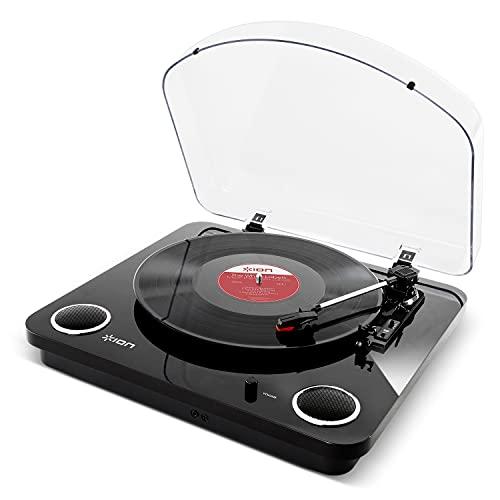 ION Audio Max LP - Tocadiscos de vinilo de 3...