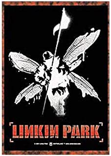 Linkin Park - Hybrid Theory Textile Poster (30 inches by 40 inches)