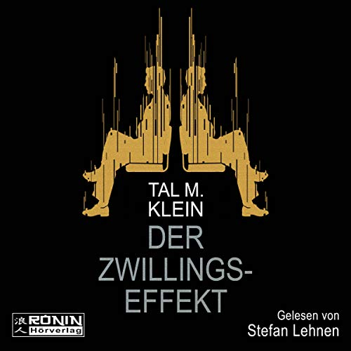Der Zwillingseffekt audiobook cover art