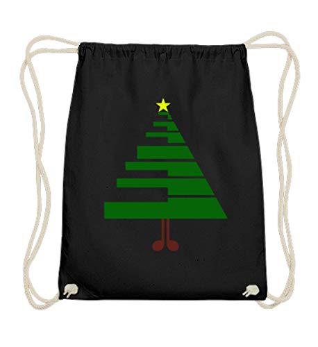 Chorchester De kerstboom voor muzikanten pianisten - katoen gymsac