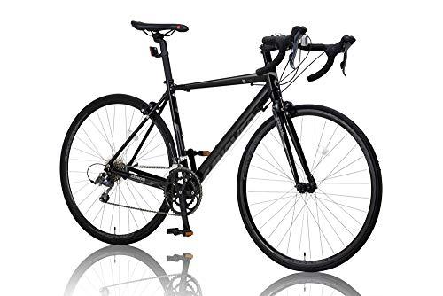 カノーバー  ロードバイク 自転車 16段変速 デュアルコントロールレバー Claris アルミフレーム B011B9HWPO 1枚目