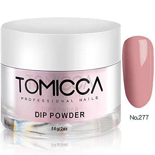 TOMICCA Dip Powder Polvere per Unghie 2OZ/56g Polvere Acrilico per Unghie-277