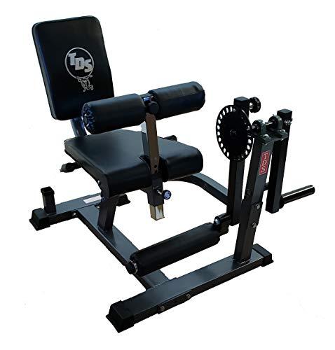 TDS Pro Leg Curl Extension Unit